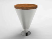 Wudu Seats Wooden Top