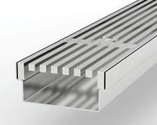 TYPE-HDG Heavy Duty Slotted Drainage Channel
