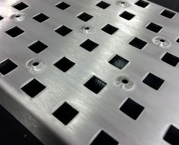 TYPE-PG-AS Pressed Grate