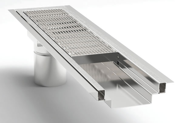TYPE-VFC Clamping Channel